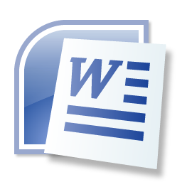 ... MS Word Version Application ...
